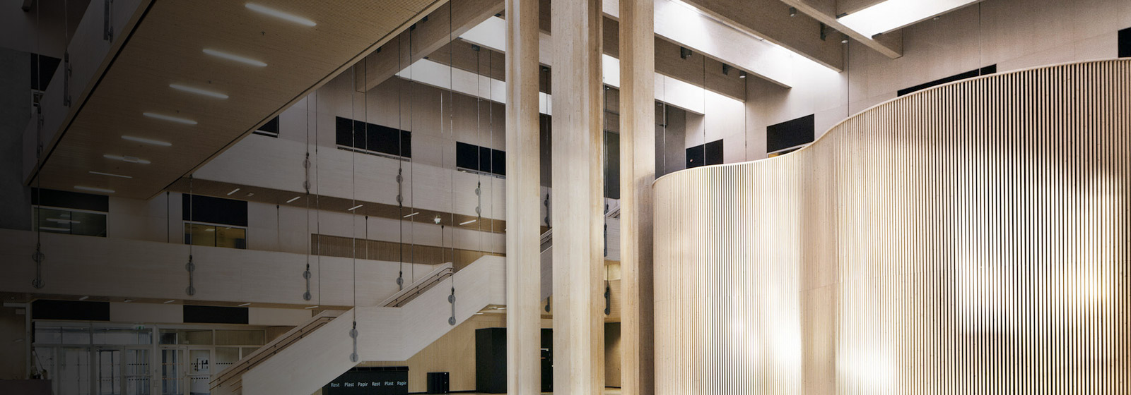 Proudly Australia's first and only manufacturer of Cross Laminated Timber
